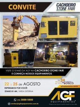 AGF na Cachoeiro Stone Fair 2017