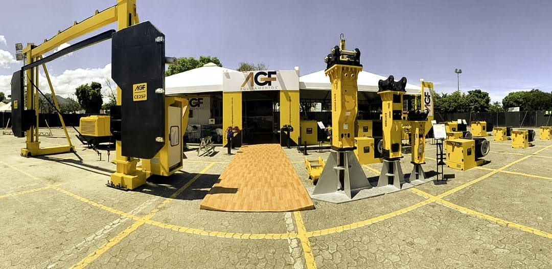 AGF na Vitória Stone Fair – 2020