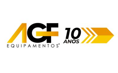 10 anos de AGF Equipamentos® – O FUTURO COMEÇA AGORA!