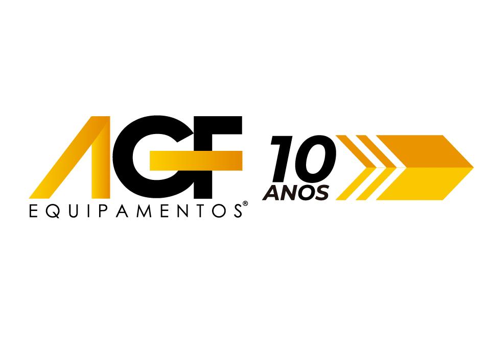 10 anos agf equipamentos